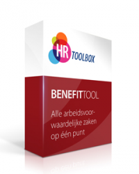 Nieuwe module HR-toolbox: Benefittool